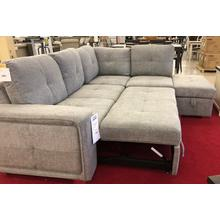 Media Sleeper Sectional