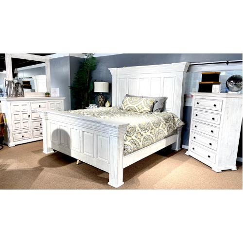 Elements - King Bed, Dresser, Mirror, Chest and Nightstand