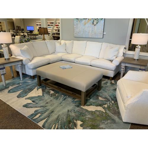 Cindy Sectional with Kid Proof Fabric