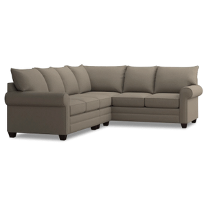 Alex Roll Arm Left Sectional