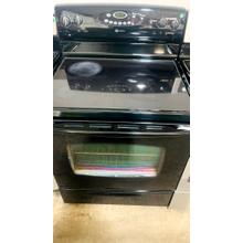 Product Image - USED- 6.7 cu. ft. capacity double oven electric range with Power Preheat- E30SSGLAS-U SERIAL #81