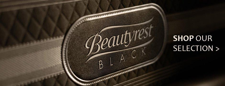 Shop our BeautyRest Black Selections!