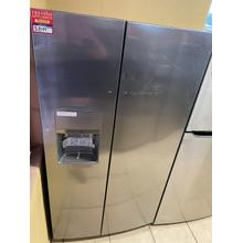 See Details - Frigidaire Side by Side Refrigerator
