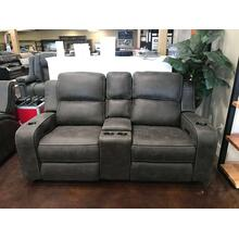 Charcoal Grey PHR Loveseat