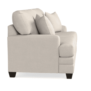 Bassett Furniture - Premium Collection - Carolina Track Arm Studio Sofa