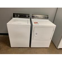 Speed Queen TR3 Washer and Dryer