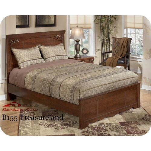 Ashley Furniture - Ashley B155 Treasureland Bedroom set Houston Texas USA Aztec Furniture