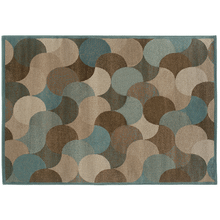 """See Details - 5'3"""" X 7'6"""" ADRIENNE AREA RUG      (3729F,91622)"""