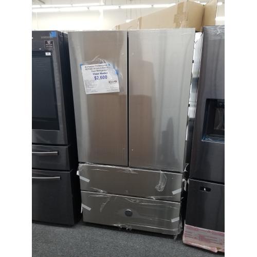 Product Image - Bertazzoni Professional Series 4 Door Refrigerator REF36X (FLOOR MODEL)