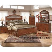 Ashley B105 Fairbrooks Estate Bedroom set Houston Texas USA Aztec Furniture