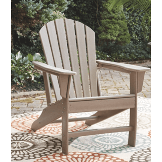 Sundown Treasure Adirondack Chair Grayish Brown