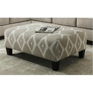 Albany Industries - Rectangle Cocktail Ottoman