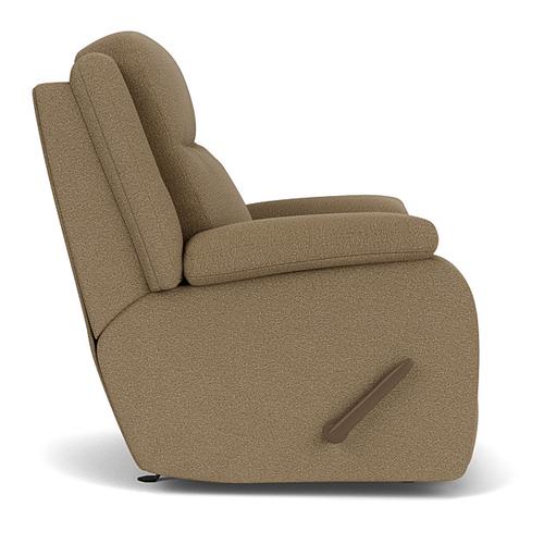 Flexsteel - Magnus Power Recliner w/ Power Tilt Headrest - 634-72