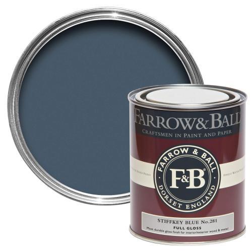 Farrow & Ball - Stiffkey Blue No.281