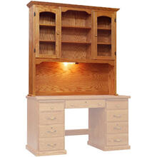 See Details - Classic Tall Desk Hutch