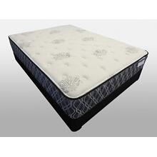 Samira Plush - Queen Size Mattress Set for a Full Size Price