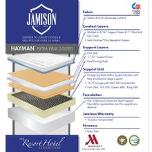 The Resort Hotel Collection - Hayman - Extra Firm