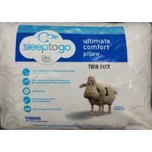 Serta Sleep to Go Ultimate Comfort Pillow