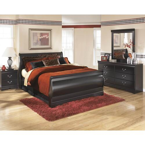 Packages - B128 Queen Bed, Dresser, Mirror