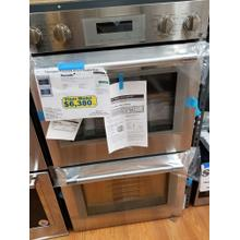 """See Details - Thermador 30"""" Double Wall Electric Oven POD302W (FLOOR MODEL)"""