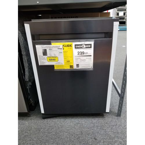"""Dacor - Dacor Contemporary 24"""" Dishwasher DDW24M999UM (FLOOR MODEL)"""