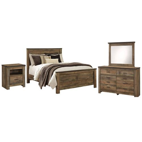 Trinell King Panel Bedroom Package