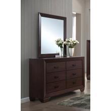 Wolfman Dresser and Mirror