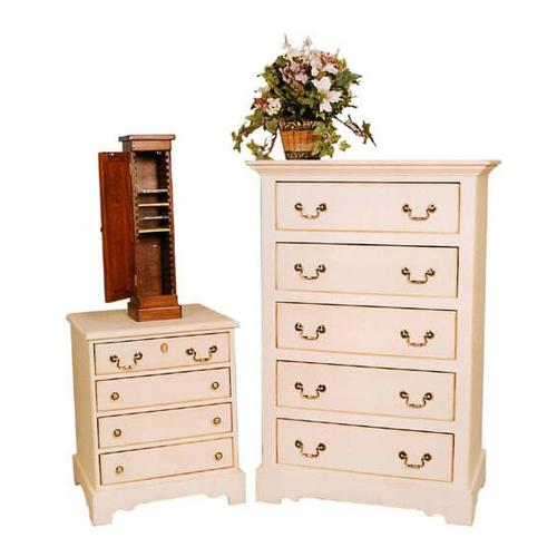 Four Drawer Nightstand