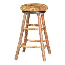Bar Stool w/ Swivel Seat