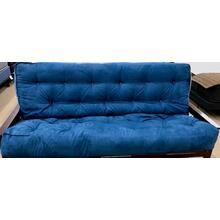 "8"" Double Foam Core Futon Mattress - 0611F0-0130 Blue"