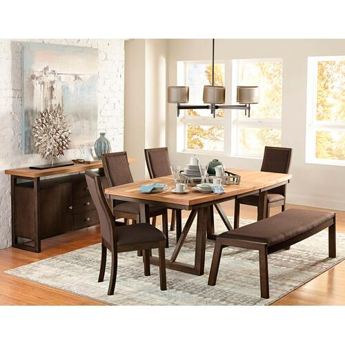 Compson 5pc Dining Room Set