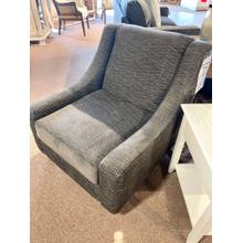 See Details - Glory Silver Accent Chair