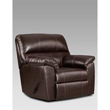 Austin Brown Rocker Recliner