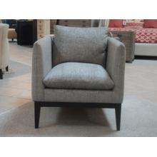CARRINGTON SILVER ACCENT CHAIR