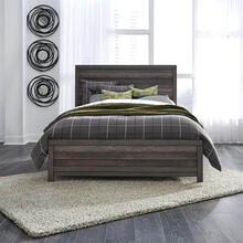 Tanners Creek King Headboard and Footboard