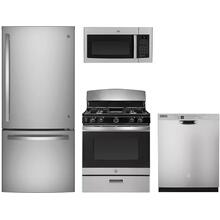 GE 4 Pc. Appliance Package