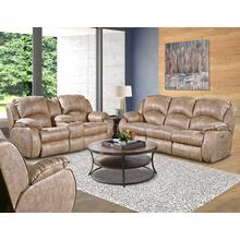 See Details - Double Reclining Console Loveseat