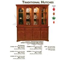 Traditional Hutch Collection