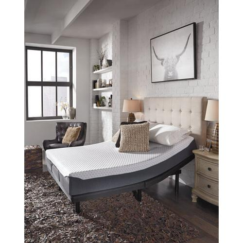 """Product Image - Felix Queen 10"""" Memory Foam Mattress and Adjustable Base with Zoned Massage"""