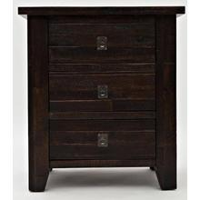 Kona Grove 3 Drawer Nightstand