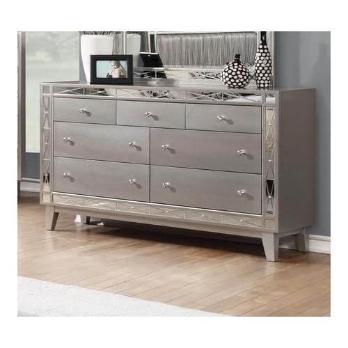 Leighton 4Pc Full Bed Set