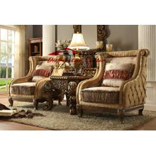 Homey Desing HD458C Living Room Accent Chair Houston Texas
