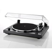 Fully automatic plug and play turntable