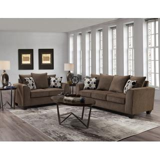 See Details - 1220 Collin Espresso Sofa Only