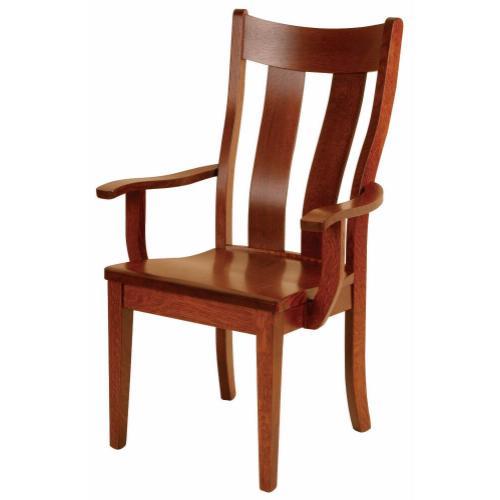Amish Furniture - Richfield Arm Chair