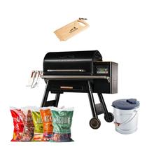 See Details - Traeger Timberline Grill Startup Package