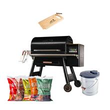 Traeger Timberline Grill Startup Package