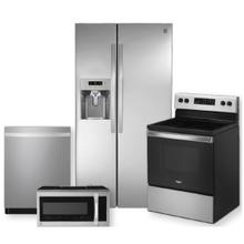 Stainless Steel Side-by-Side Refrigerator w/ Ice & Water Package **Colorado Exclusive**
