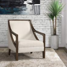 ELEMENTS UHK-525101 Hopkins Columbia Natural Chair