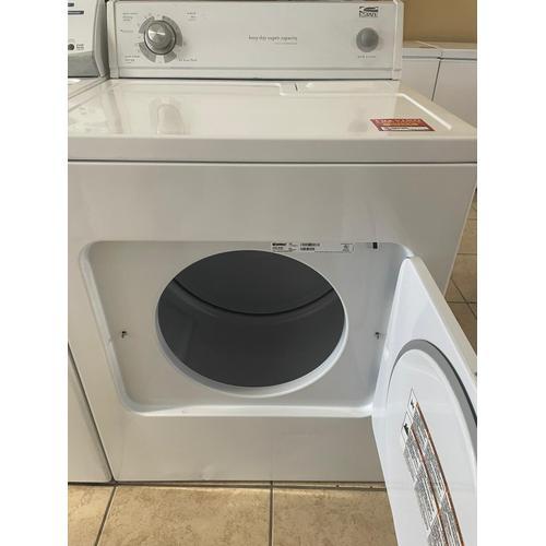 Treviño Appliance - Estate Electric Dryer